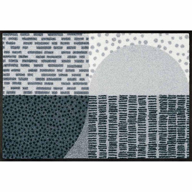 Fussmatte wash and dry Design Mondo 50x75 cm