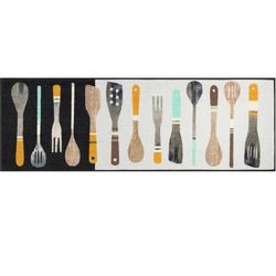 Fussmatte wash and dry Design Cooking Tools 60x180 cm