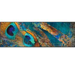 Fussmatte wash+dry Design Exotic Pavo 60x180 cm