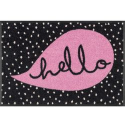 Fussmatte wash+dry Design Hello Dots 50x75 cm