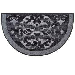 Fussmatte wash and dry Design Round Ornaments 50x85 cm