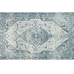 Fussmatte wash+dry Decor Levi blue 110x175 cm