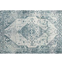 Fussmatte wash and dry Decor Levi blue 170x240 cm