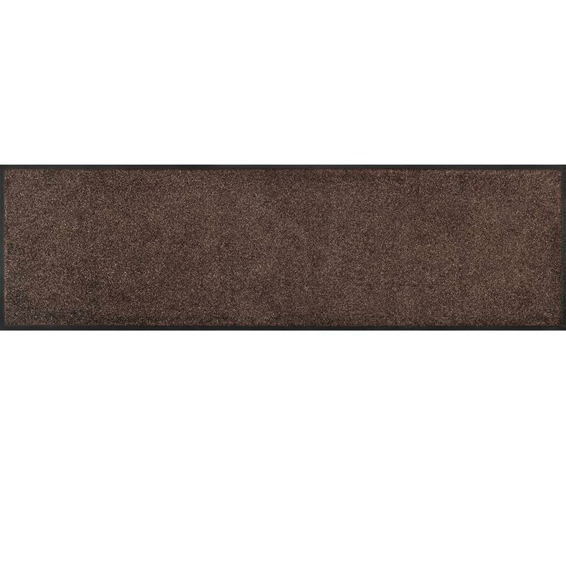 Fussmatte wash+dry Trend-Colour Brown 35x120 cm