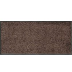 Fussmatte wash+dry Trend-Colour Brown 35x75 cm