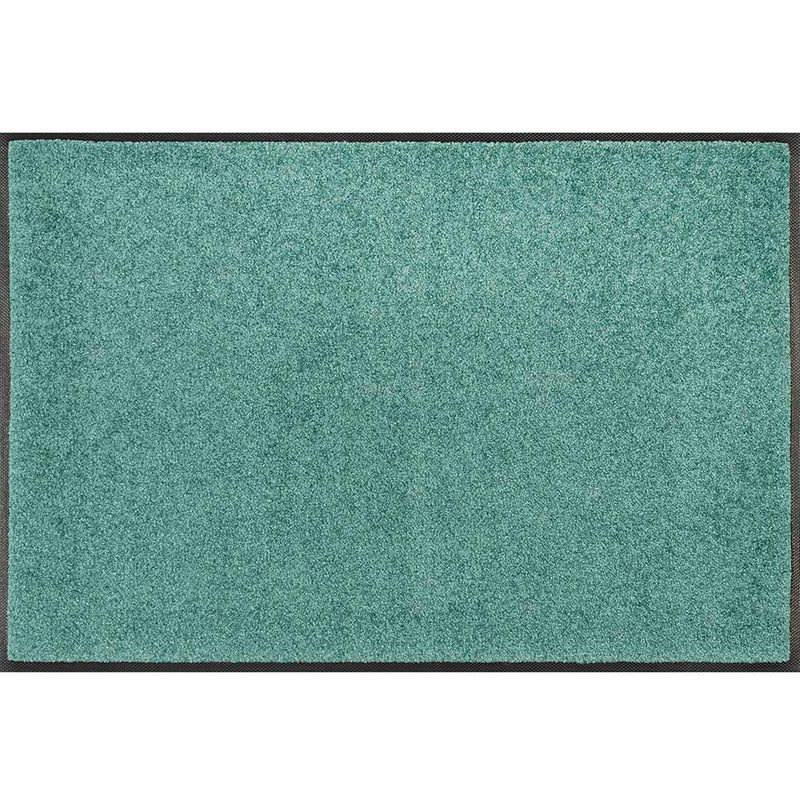 Fussmatte wash+dry Trend-Colour Salvia Green 75x190 cm