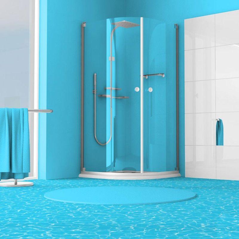Reststück PVC Tarkett Essentials 260 Swimming Pool | 0,76x0,59 m Bild 3