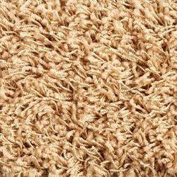Reststück Shaggy Teppich Alexis Beige 63 | 4,40x2,50 m