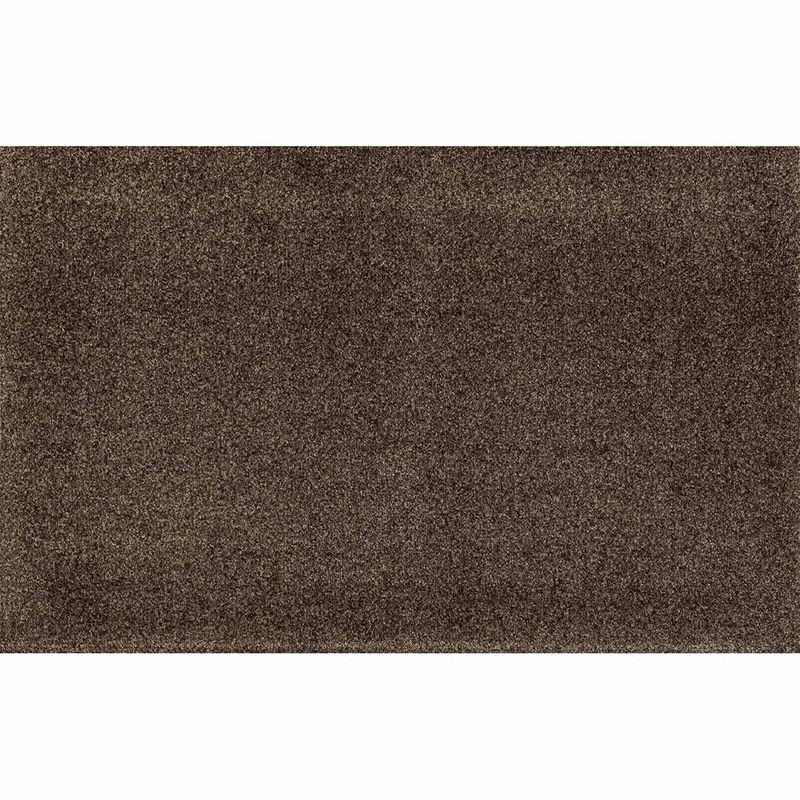 Fussmatte wash+dry Decor Espresso Brown 40x60 cm