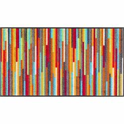 Fussmatte wash+dry Design Mikado Stripes 60x140 cm