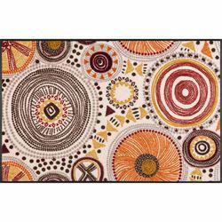 Fussmatte wash+dry Design Boho Style 75x120 cm