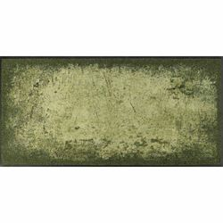 Fussmatte wash+dry Design Shades of Green 60x180 cm