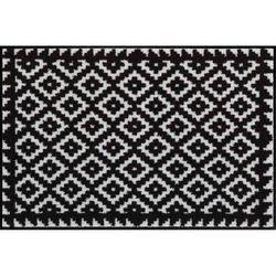Fussmatte Salonlöwe Tabuk Black & White 50x75 cm
