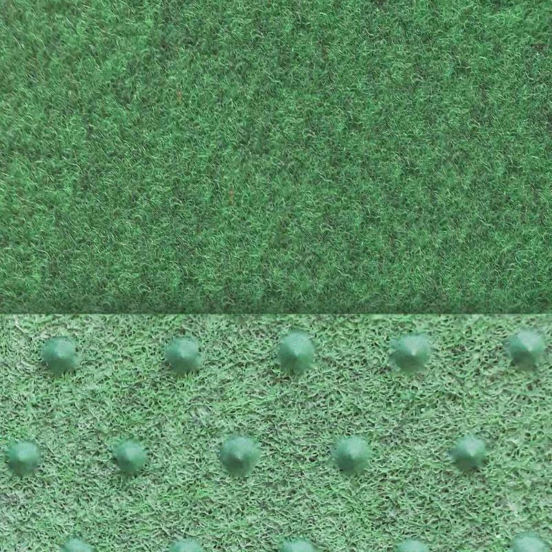 Kunstrasen Rasenteppich Croma mit Drainage 3