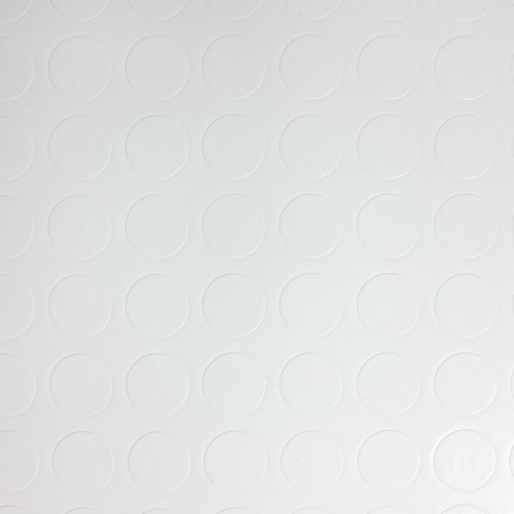 PVC Bodenbelag Tarkett Retro Noppe Weiß 2m Bodenbeläge PVC Belag 2 ...
