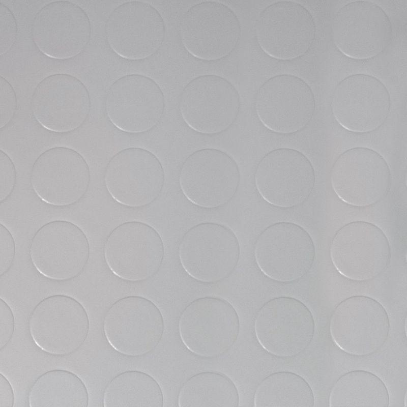 PVC Bodenbelag Tarkett Retro Noppe Grau 2m