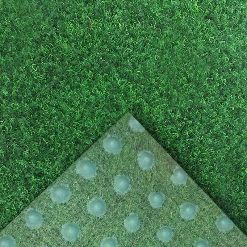 Kunstrasen Rasenteppich Patio Grün 3