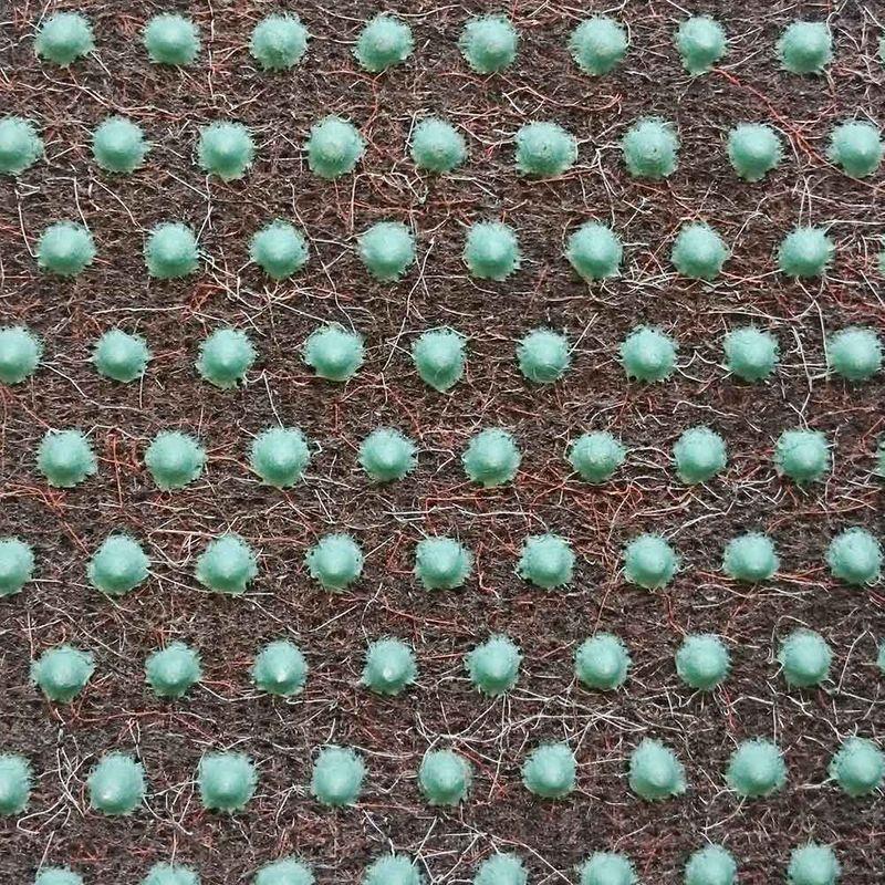 Kunstrasen Rasenteppich Patio Dunkelbraun 5
