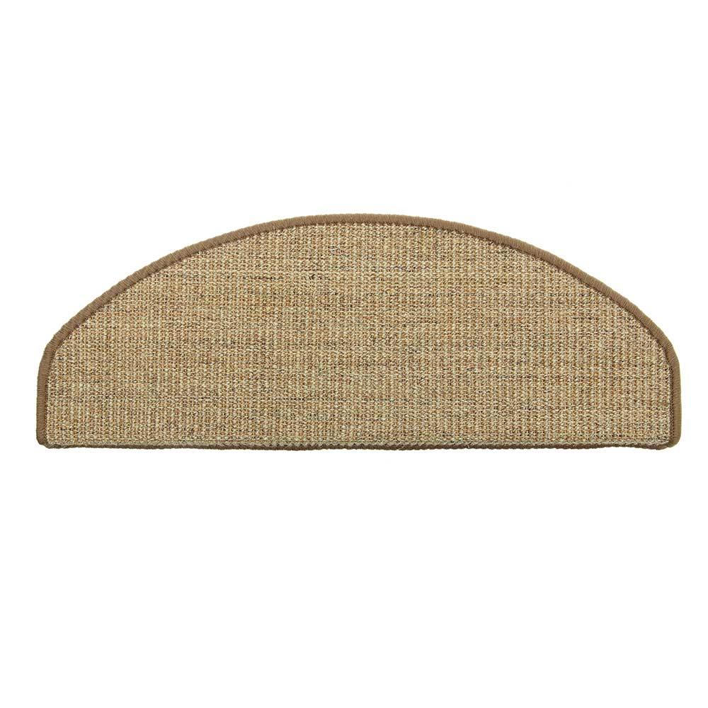 sisal manaus stufenmatten im 15er set farbe natur meliert 50 bodenbel ge stufenmatten. Black Bedroom Furniture Sets. Home Design Ideas