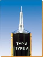 PVC Kaltschweissmittel Tube Typ A | Inhalt: 44 gr.  Bild 3