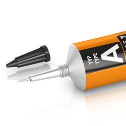 PVC Kaltschweissmittel Tube Typ A | Inhalt: 44 gr.