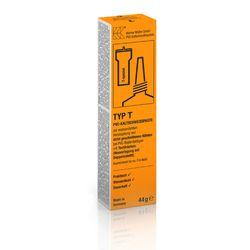 PVC Kaltschweisspaste Tube Typ T | Inhalt: 44 gr.  Bild 2