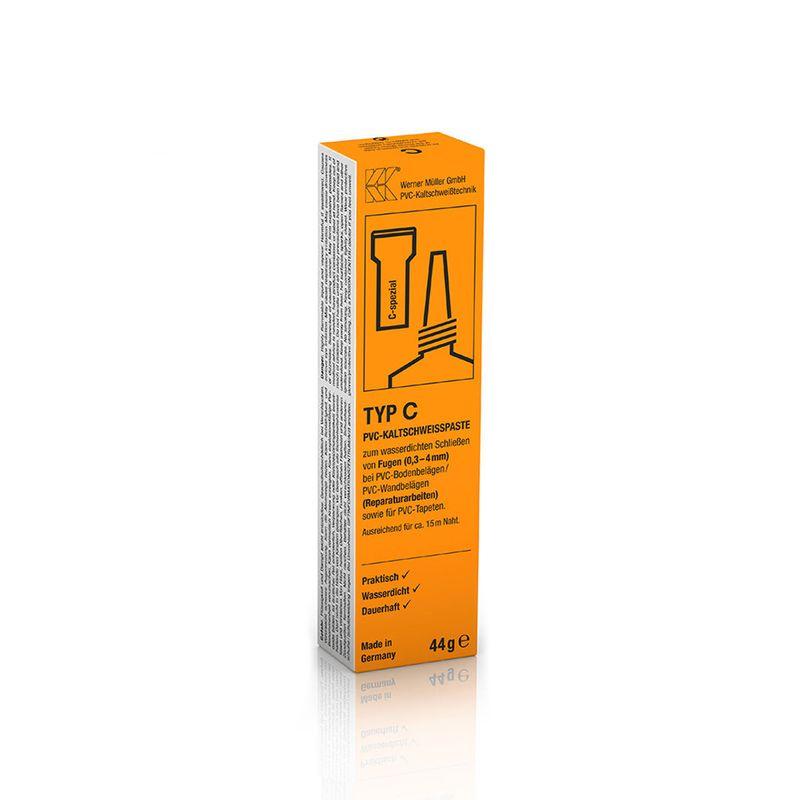 PVC Kaltschweisspaste Tube Typ C | Inhalt: 44 gr. Bild 2