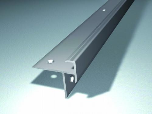 Prinz Alumininum Treppenkantenprofil 8-9 mm # 270 Bild 3