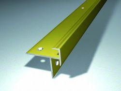 Prinz Alumininum Treppenkantenprofil 8-9 mm # 270 Bild 2