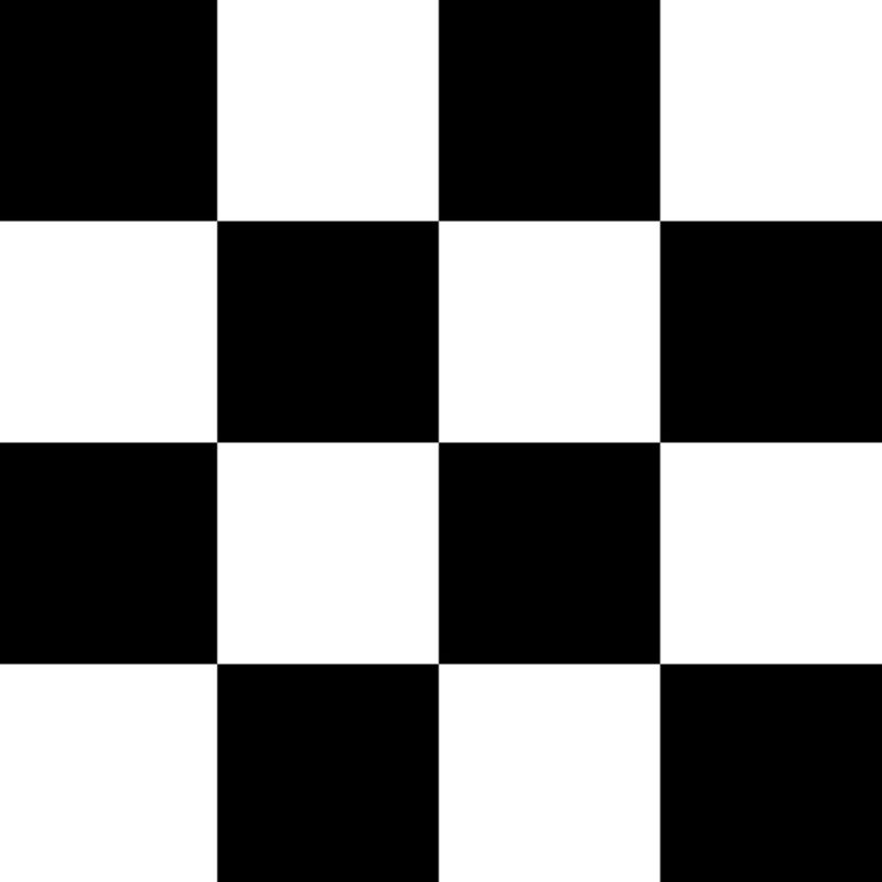 PVC Boden Gerflor Clever Schachbrett 0115 Detail
