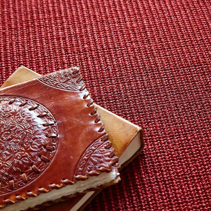 Astra Sisal Manaus Auslegware Rot 11
