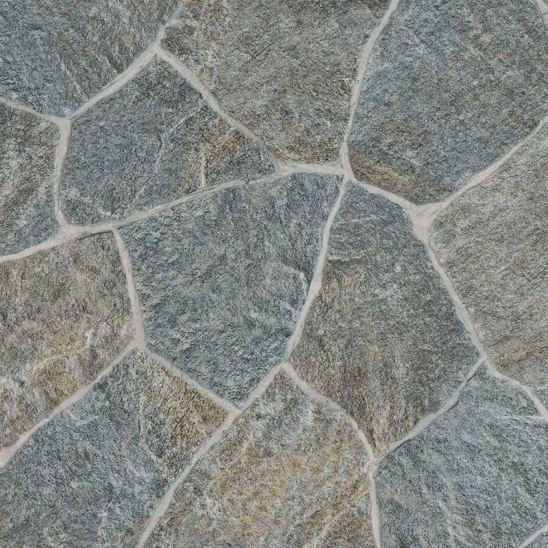 PVC Boden Gerflor Quatro 0617 Granit Grau Detail