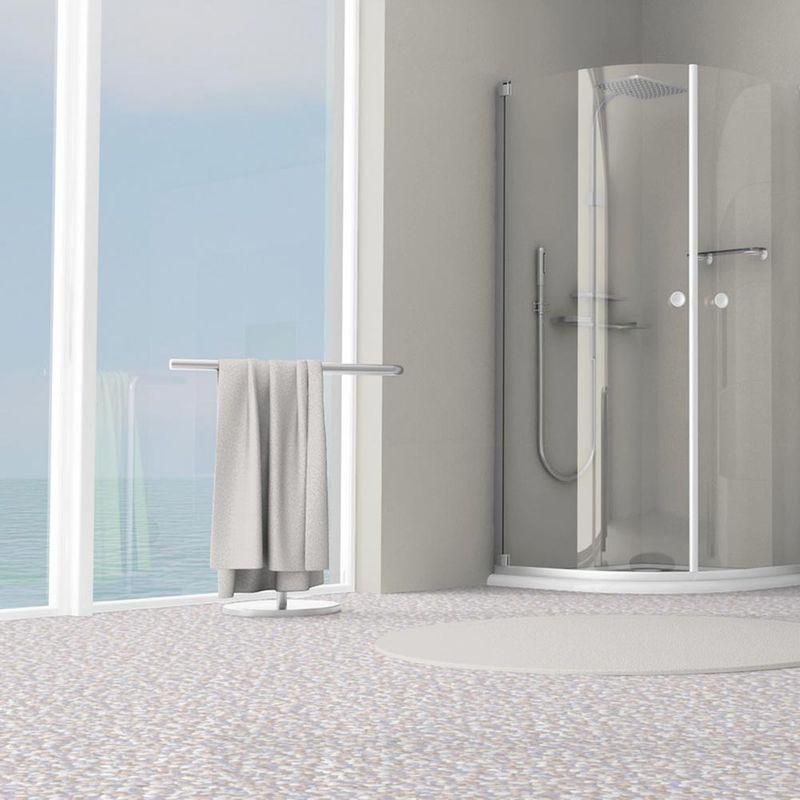 PVC Boden Tarkett Design 200 Kiesel Steine Bild 1