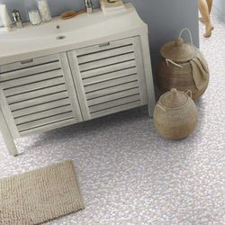 PVC Boden Tarkett Design 200 Kiesel Steine Bild 4