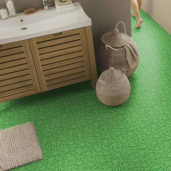 Pvc Boden Tarkett Design 200 Gras Grun Bodenbelage Pvc Belag 2 00 M