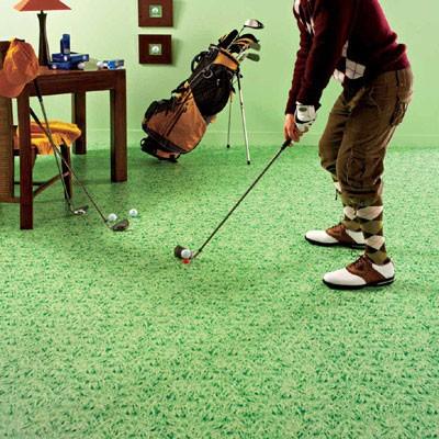PVC Boden Tarkett Design 200 Gras Grün Bild 4