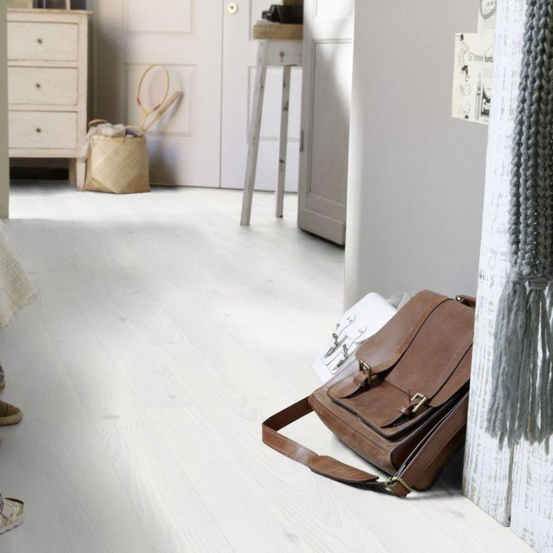 PVC Boden Tarkett Design 260 Vacano White Designbeispiel