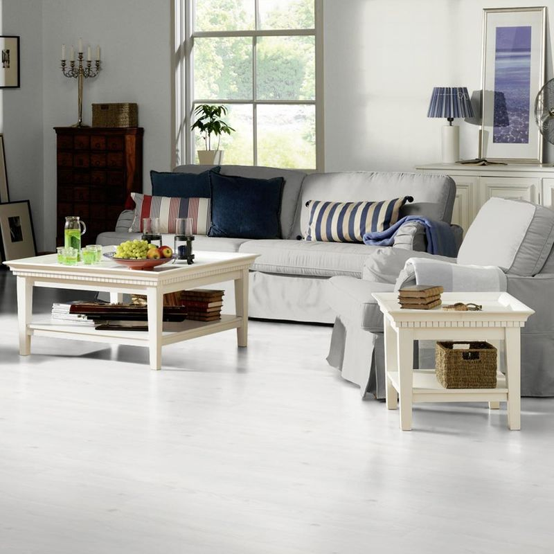 PVC Boden Tarkett Design 260 Vacano White Designbeispiel 2