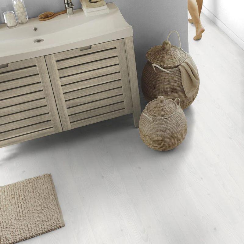 PVC Boden Tarkett Design 260 Vacano White Designbeispiel 5