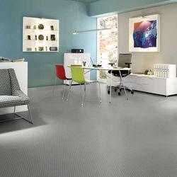 PVC Bodenbelag Tarkett Design 260 Pastilles Noppe Grau 4m Bild 2