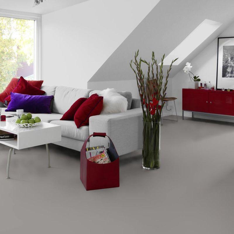 PVC Bodenbelag Tarkett Design 260 Dj Grey 2m Bild 5