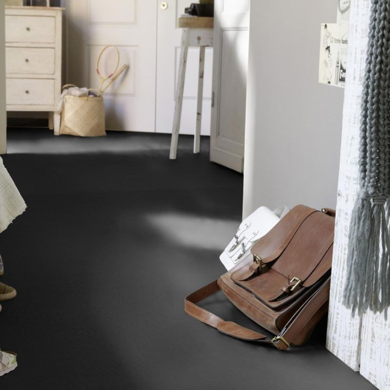 PVC Bodenbelag Tarkett Design 260 Dj Black 2m Bild 4