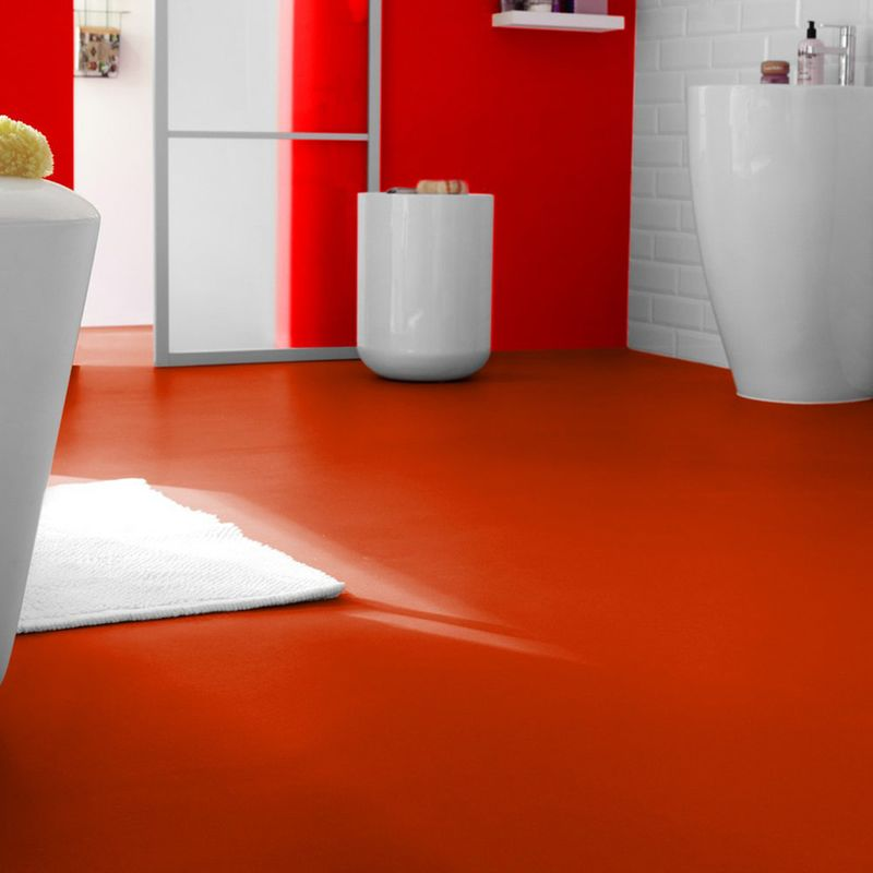 PVC Foto Hintergrund Tarkett Design 260 Dj Red 2m Bild 2