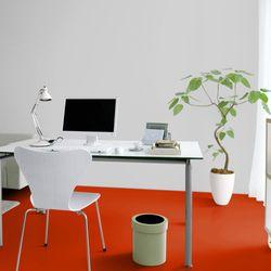 PVC Foto Hintergrund Tarkett Design 260 Dj Red 4m Bild 3