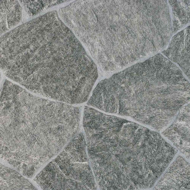 PVC Boden Gerflor Texline Classic 0618 Granit Grau-Grün