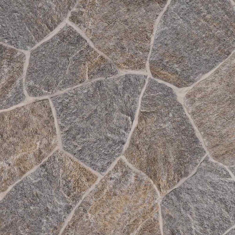 PVC Boden Gerflor Texline Classic 0617 Granit Dunkelgrau