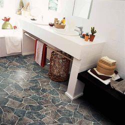 PVC Boden Gerflor Texline Classic 0617 Granit Dunkelgrau |2m
