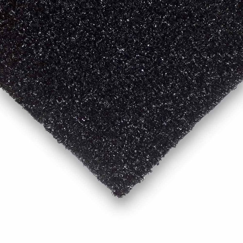 Rasen Kunstrasen Tufting Diamond Black 2,50 m