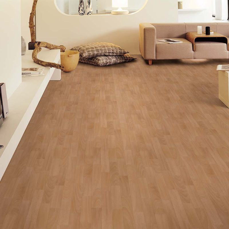 PVC Boden Tarkett Authentic 72 Beech Natural Designbeispiel 2