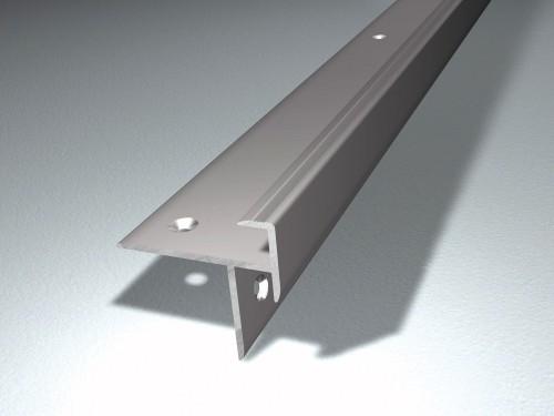 Prinz Alumininum Treppenkantenprofil 9-10 mm # 274 Bild 3